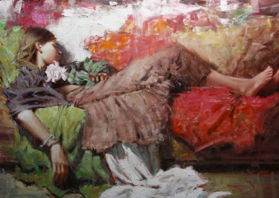 """Kevin Beilfuss - """"What Dreams May Come"""", 24x36, 4000 Gold Medal Winner"""