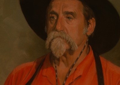 "Donald Renner - ""The Westerner"", 20x16, 5000"