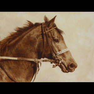 "Linda Walker - ""Breezing"", 12x16, $1800"