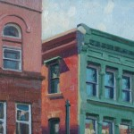 Walls Fine Art Gallery, Robert Isley, The Greenbrier, Wilmington, fine art, oil painting, Paint Wilmington