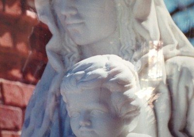 "Gennadi Kirichansky - ""Mother and Child"", Marble"