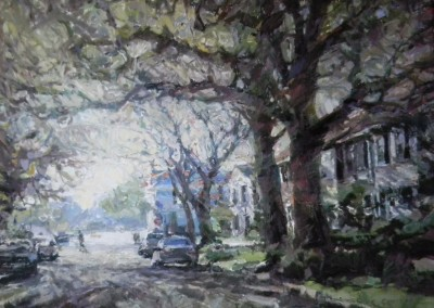 "Cameron Smith - ""Quiet Afternoo""n, 30X40, SOLD"
