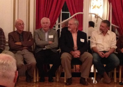 Charles Movalli, Perry Austin, William Maughan, and Roger Dale Brown