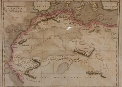 Butler, Samuel Africa Antiqua Pl XVIII 1839 MA0024OM $180