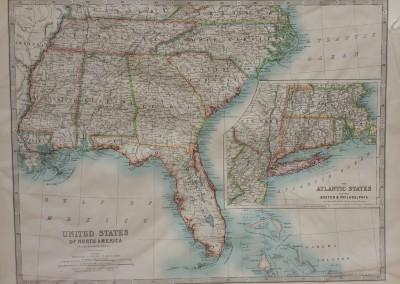 Johnston United States of North America 1910 $150
