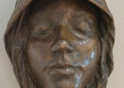 "William Ludwig - ""Cameo"", Bronze"
