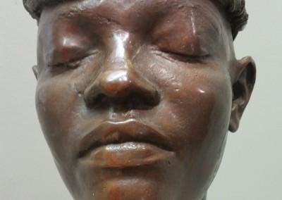 """William Ludwig - """"Esther"""", Bronze"""