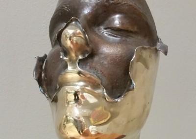 "William Ludwig - ""Mirror 0101"", Bronze"