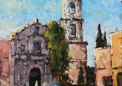 "Neil Patterson - ""San Miguel"", 16x12, price"