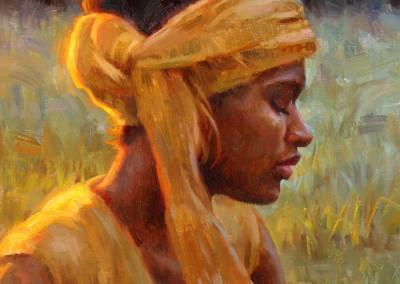"Angela Sekerak - ""Quiet"", 10x10, 560"
