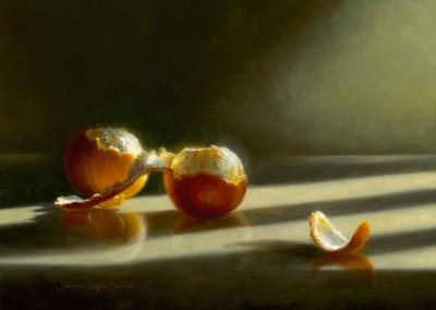 """Suzanne Hughes Sullivan - """"Deux"""", 12x17, 1600"""