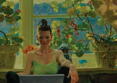 David Hettinger - Her Apple