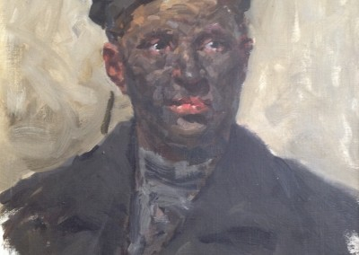 "Pavel Sudakov - ""Young Coal Miner"", Sold"