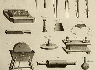 Antique Printmaking Methods