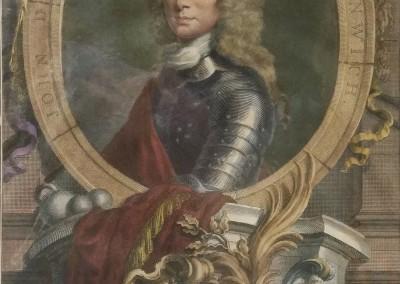 """Aikman - """"Duke Of Argyle"""", 1735, $230, Engraved By Houbracken"""