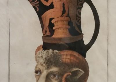 """Unknown - """"Neapoli Apud Com Pianura"""", $420, Engraving"""