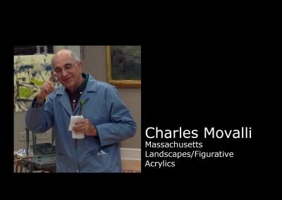 Charles Movalli, Massachusetts