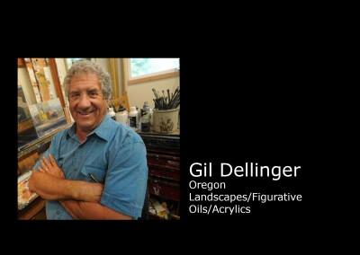 Gil Dellinger, Oregon