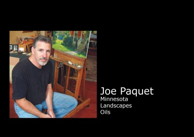 Joe Paquet, Minnesota