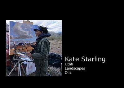 Kate Starling, Utah
