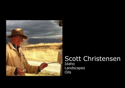 Scott Christensen, Idaho