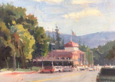 """John Poon - """"Sonoma"""", 8x10, oil"""